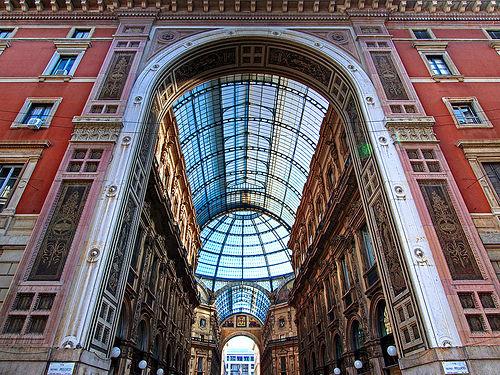 La Galleria Vittorio Emanuele A Milano