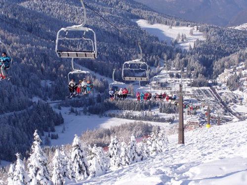 Lavarone luserna skipass e impianti di risalita - Residence sulle piste da sci con piscina ...