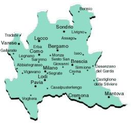 Lombardia Terra Di Industrie E Di Cultura