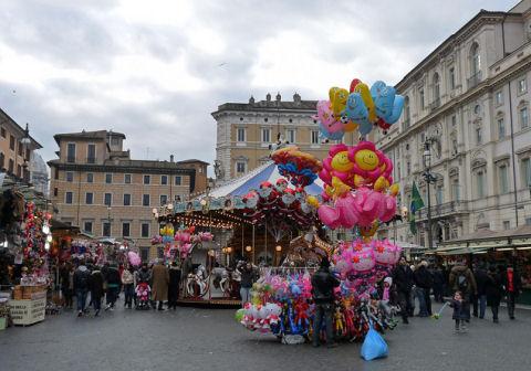 Mercatino di natale di roma for Il mercatino roma