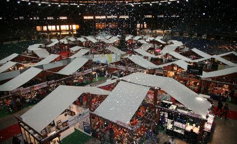 mercatino di natale di genova