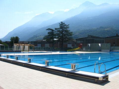 piscina coperta regionale di aosta