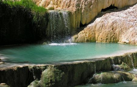 Terme di san filippo - Distanza da siena a bagno vignoni ...