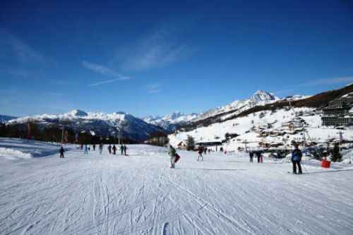 Sestriere - Via Lattea