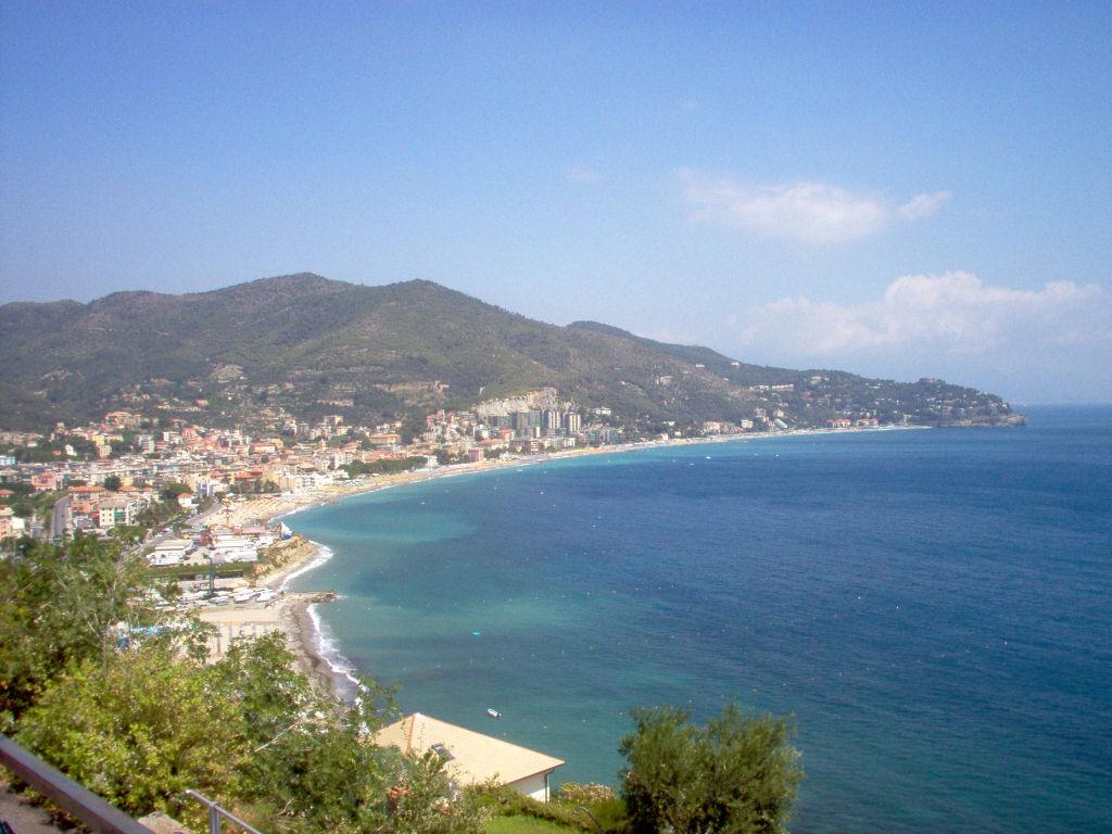 Spotorno savona for Disegni di paesaggi di mare