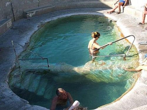 Terme taurine della ficoncella - Suio terme piscine ...