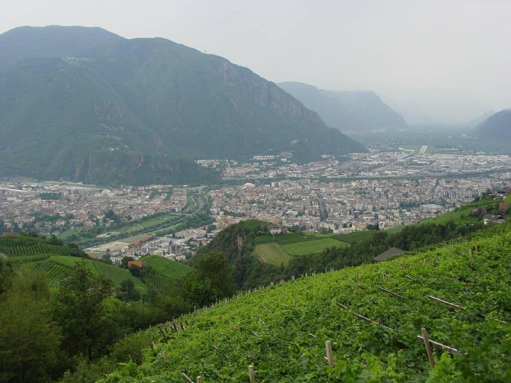 Trentino alto adige itinerari di montagna e turismo for Trento e bolzano